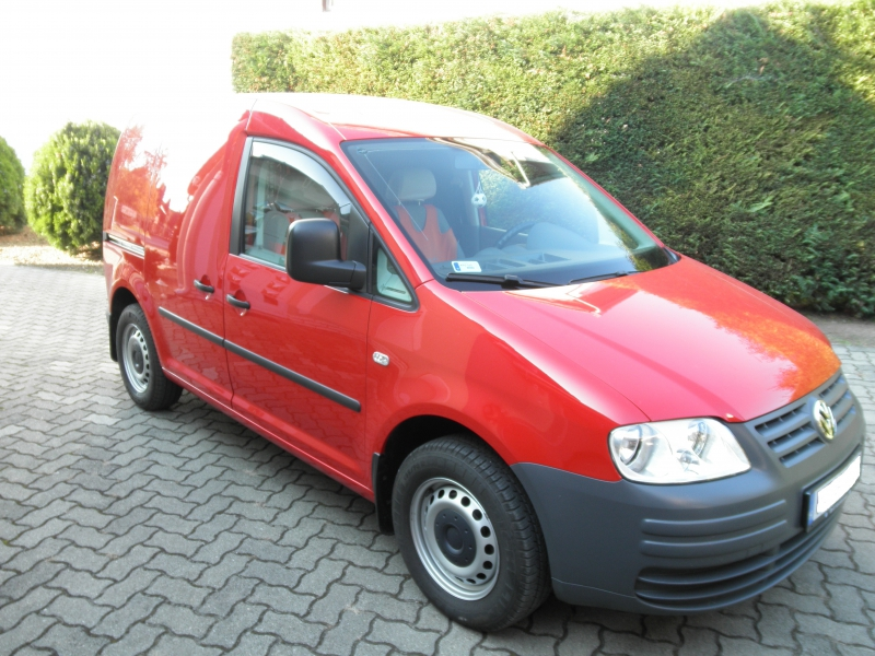 Volkswagen CADDY 2007-03-01