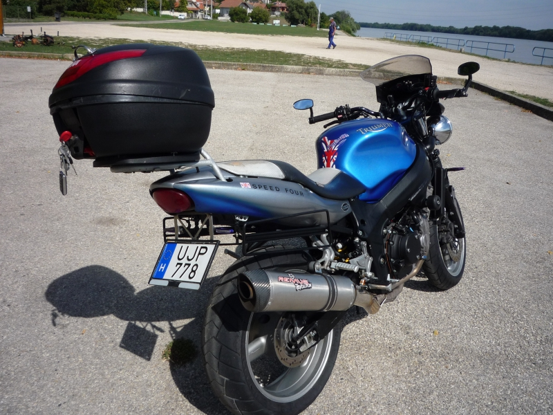 Triumph Speed Four 600i