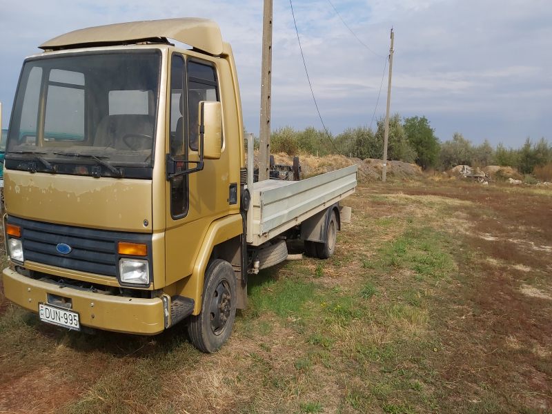 Ford Cargo 0813 1991-00-01